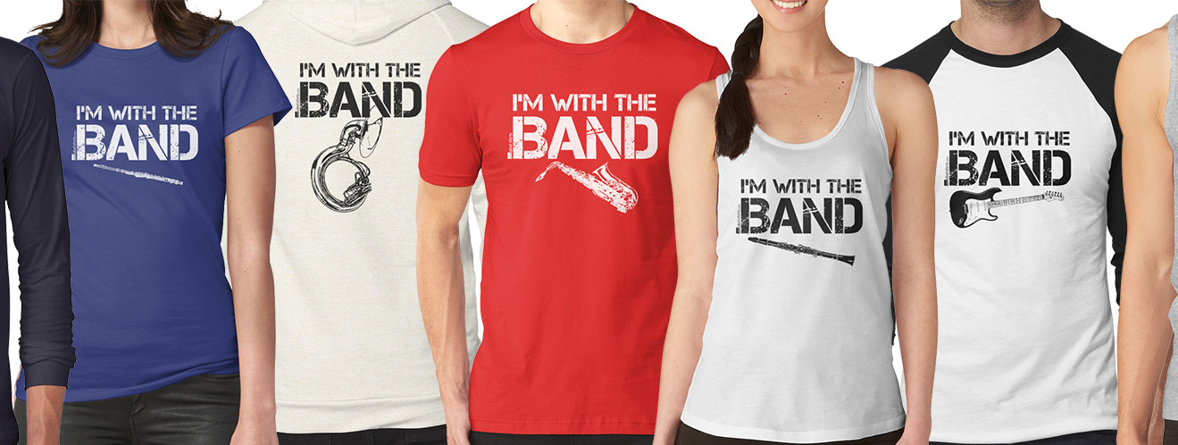 instrument, music, band, marching, marching band, swing, swing band, show, show bands, group, ensemble, orchestra, combo, concert, performance, musicians, composers, band director, school, middle school, high school, rock n' roll, red label shirts, redlabel shirts, redlabelshirts, drum corps, bugle corps, jazz band, jazz, percussion, percussion band, symphonic, symphonic band, pep, pep band, pit, pit band, brass, string, woodwind,